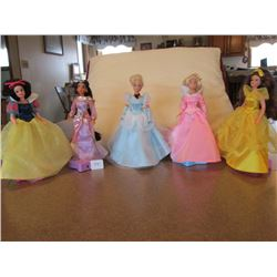 Disney Character Dolls