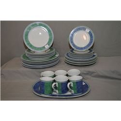 Villeroy and bosch switch 3 costa dinnerware including for Bosch and villeroy