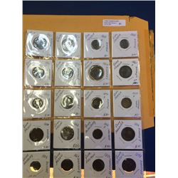 German States coin lot of 20 varied states and epoch, look at the pictures to be viwed.