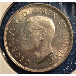 Canada 50 cents 1941 Mint state