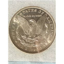 USA 1 Dollar 1886; NNC certified MS-66.