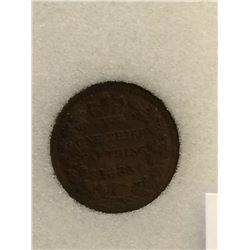 Great Britain 1/3 Farthing 1885; NNC certified MS-64 Brown.