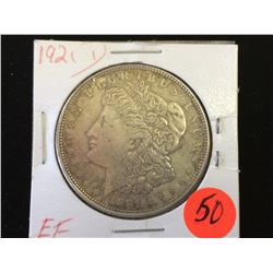 USA dollar Morgan 1921D .