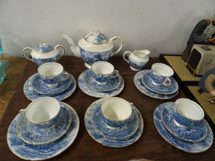 Southerland tea service no shipping for Southerland inc