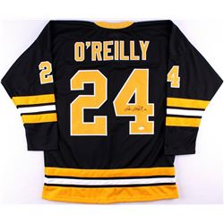 Terry O'Reilly Signed Bruins Jersey (JSA COA)