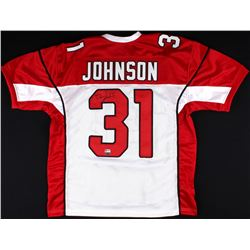 David Johnson Signed Cardinals Jersey (Johnson COA)