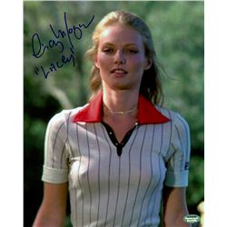 "Cindy Morgan Signed ""Caddyshack"" 8x10 Photo Inscribed ""Lacey"" (Schwartz COA)"