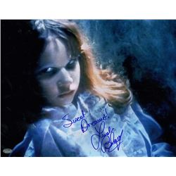 "Linda Blair Signed ""The Exorcist"" 11x14 Photo Inscribed ""Sweet Dreams!"" (Schwartz COA)"