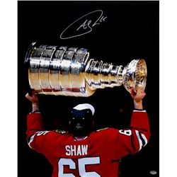Andrew Shaw Signed Blackhawks 16x20 Photo (Schwartz COA)