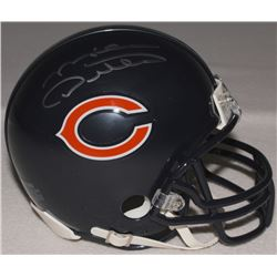 Mike Ditka Signed Bears Mini-Helmet (Schwartz COA)