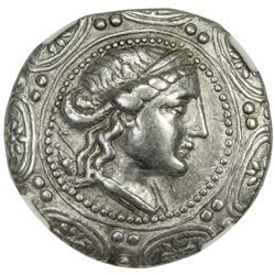 MACEDONIA: Roman Rule, ca. 167-149 BC, AR tetradrachm (14.81g)