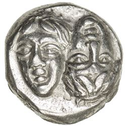 ISTROS: ca. 400-350 BC, AR stater (5.26g)