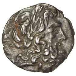 THESSALIAN LEAGUE: 196-145 BC, AR double victoriatus (6.16g)