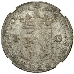 HOLLAND: AR gulden, 1794