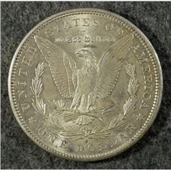 1881S - Morgan Silver Dollar
