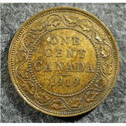 1919 Canada One Cent