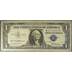 1957 - United States of America 1 dollar Silver Certificate