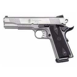 "*NEW* SMITH & WESSON SW1911 45ACP 5"" 8+1 Black Syn Grip Matte SS 022188082821"