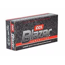 *AMMO* CCI Blazer 9MM 115 Grain Full Metal Jacket ( 500 ROUNDS) 076683035097