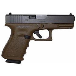 "*NEW* GLOCK G23 FLAT DARK EARTH 40 SW 4.02"" 13RD 764503000591"