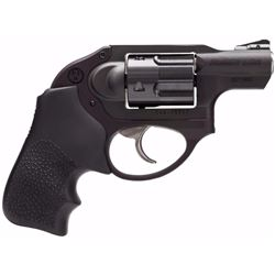 """*NEW* RUGER 5450 LCR DAO 357 RemMag 1.875"""" 5rd Hogue Tamer Monogrip Black 736676054503"""