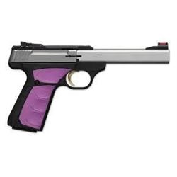 "*NEW* BROWNING BUCK MARK PLUS SS FUCHSIA 22LR 5.5"" 10RD 023614047391"