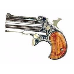 *NEW* COBRA ENT DERR 32ACP CHROME WOOD 832716001084