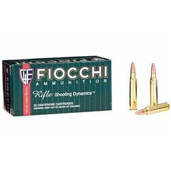 *AMMO* FIOCCHI Full Metal Jacket 223 Rem FMJ Boat Tail 62 GR (250 ROUNDS) 762344706580