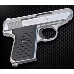 *NEW* MODEL J.A.22 PISTOLS POLISH CHROME FINISH (PC/PC) 220033