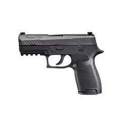 "*NEW* Sig 320C40B P320 Compact DAO Striker 40S&W 3.9"" 13+1 CS Poly Grip/Frame Blk 798681505968"