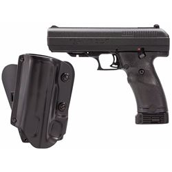 "*NEW* Hi-Point 34510M5X 45 ACP w/ Galco Kydex Holster 4.5"" 9+1 Black Poly Grips Finish 752334345158"