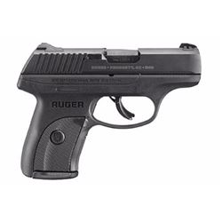 "*NEW* RUGER LC9S PRO 9MM 3.12"" 7+1 NMS BLK POLY GRIP 736676032488"