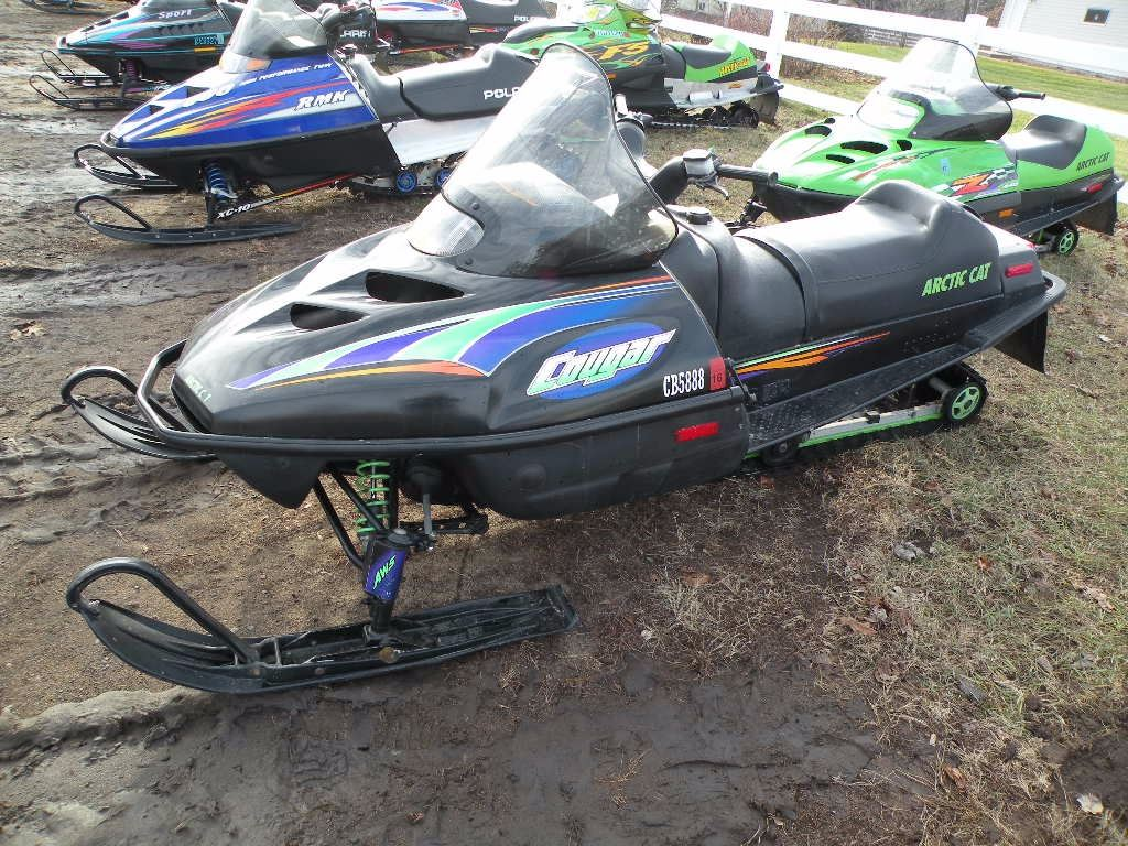 Arctic Cat Panther 550 2002 – Wonderful Image Gallery