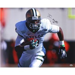Terrence Williams Signed Baylor 16x20 Photo (GTSM COA)