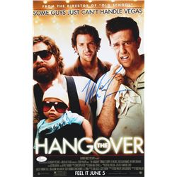 "Mike Tyson Signed ""The Hangover"" 11x17 Photo (JSA COA)"