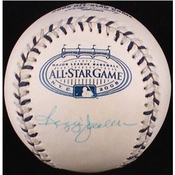 Reggie Jackson Signed 2008 All-Star Game Baseball (Steiner COA & MLB)