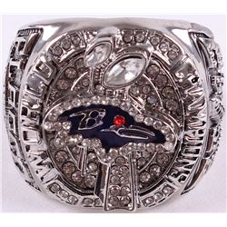 Joe Flacco Baltimore Ravens High Quality Replica 2012 Super Bowl XLVII Ring