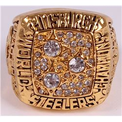 Terry Bradshaw Pittsburgh Steelers High Quality Replica 1978 Super Bowl Ring