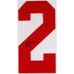 Mike Eruzione Signed Team USA Jersey Number #2 (PA LOA)
