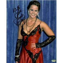 "Linda Blair Signed 8x10 Photo Inscribed ""With Love"" (Schwartz COA)"