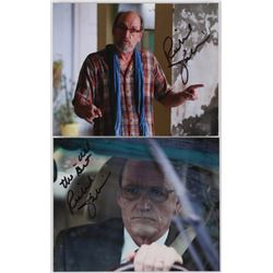 "Lot of (2) Richard Jenkins Signed 8x10 Photos Inscribed ""All the Best"" (PA LOA)"