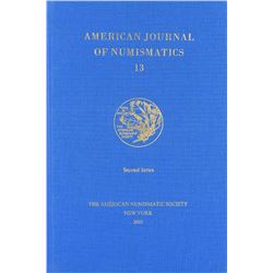 American Journal of Numismatics