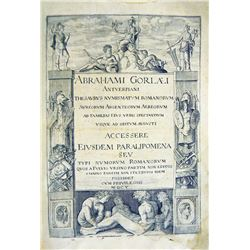 The Final Edition of Goorle, ex Bassoli Library