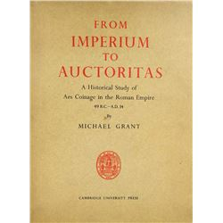 A Fine First Edition Copy of Grant's Imperium to Auctoritas