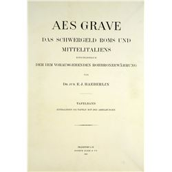 The Forni Reprint of Haeberlin's Aes Grave