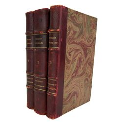 Lenormant's Three-Volume Monnaies dans l'antiquité