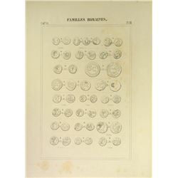 The Early Roman Sections of Sabatier's 1847 Iconographie