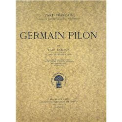 Babelon's Rare Work on Germain Pilon