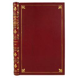 A Sumptuously Bound Copy of Les Roettiers