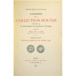 Very Rare Complete Rouyer Collection of Jetons & Méreaux